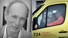 Zemřel oblíbený záchranář Honza (†68) z Vyškova: Užil si jen půl roku důchodu