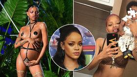 Modelka (23), která porodila na přehlídce Rihanny: Přiznala zabijáckou nemoc!