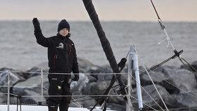 Gretě (16) na cestě do Evropy nepřeje počasí. Stihne klimatickou konferenci?