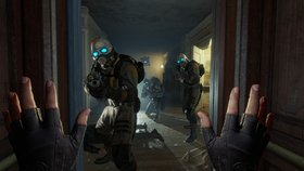 Half-Life: Alyx oficiálně odhalen. Jde o videohru pro virtuální realitu