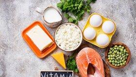 Vitamin D – v čem je a kolik ho přijímat?
