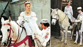 Tři oříšky pro Popelku, jak je neznáte: Šafránkovou nahradila úplně jiná herečka