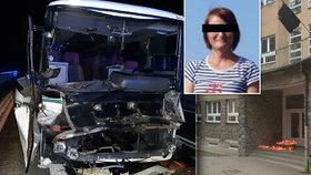 Sobotní loučení s učitelkou Martinou (†42): Zemřela po nehodě školního autobusu u Mělníka