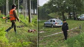 Myslivci našli u Jihlavy mrtvolu! Policie nařídila pitvu