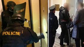 Údajný strůjce krvavých útoků na Karlovarsku skončil v cele: Mladíkovi (24) hrozí až 15 let!