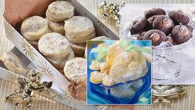 Sádlovky, vinné i Masarykovo oblíbené! Upečte si staročeské tradiční cukroví!