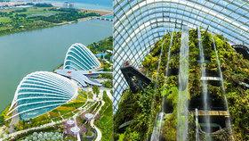 Největší skleník světa: Tuhle krásu jinde neuvidíte!