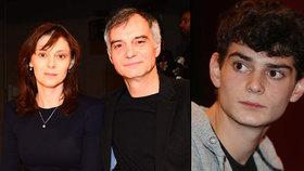 Syn slavných herců Josef Trojan (18): Peníze od rodičů? Radši je shání jinak