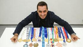 Roman Šebrle slaví 45 a hledá ztracené zlato: Za medaili nabízí 100 tisíc!