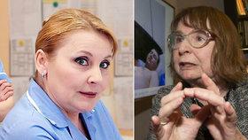 Zadlužená Gajerová z Ordinace: Sestra nabízí pomoc! Proč jí nezvedá telefon?