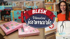 Překvapení pod Vánočním stromem Blesku: Dárek za dárek! ...a 50 speciálních balíčků