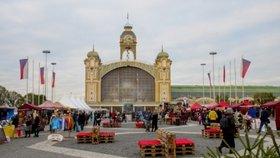 Vánoční trhy i zábava: první adventní víkend na Výstavišti Praha