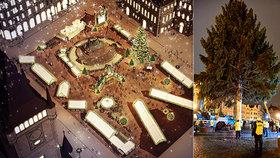 """Trhy na """"Staromáku"""" exkluzivně: Takhle budou vypadat! Náměstí ozdobí 10 km světel i tradiční barvy"""