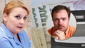 Po uši zadlužená Gajerová z Ordinace: Expert popsal, co herečku čeká!
