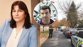 Nadřízená končícího šéfa mordparty Mareše promluvila: Nepadá to s jedním člověkem