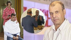 Petr Rychlý alias Mázl z Ordinace: V 54 letech se dočkal snového poprvé!