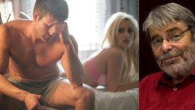 Sexuolog Radim Uzel o nevěře: Pokud se muž začne v posteli snažit, zbystřete!