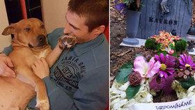Pavlovi zaživa upálili milovaného Kayrona: Udělal jsem mu hrob, nemůžu se s tím srovnat