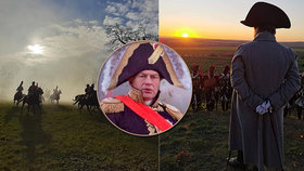 Bitvu u Slavkova zrekonstruovali bez ruského vraha: Sokolov (63) podle přátel hodně pil a pak se neovládal