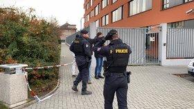Mrtvý muž na parkovišti v Krči: Co se stalo? Ležel v tratolišti krve