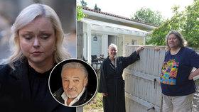 Rozvádějící se Dominika Gottová: Po okradení a nevěře přišla i o dům!
