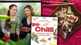Recenze: Průvodce světem chilli vám poradí, jak na pálivé papričky i jídla z nich