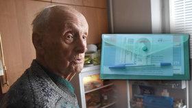 První pomoc: Na severu Moravy si senioři schovávají důležité dokumenty do lednice