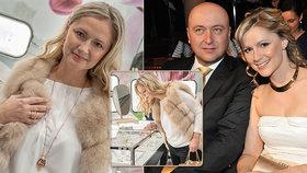 Na Miss Žídkové manžel nešetří: Šperky k výročí za 1,2 milionu!