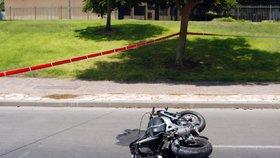 Motorkář zemřel na Orlickoústecku: Nepřežil srážku s dodávkou!