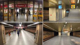"Opatov v novém hávu. Stanice metra díky rekonstrukci ""prokoukne"", do vínku dostane i výtahy"