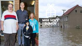 Smolař z Mise nový domov: Dům mu vzala voda a manželka od něj utekla! Co se jí pak stalo?