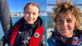 Gretu (16) přes oceán svezla jachtařka Nikki (26): Bouřky, vítr, vlny a kulturní šok