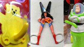 Když Ježíšek sáhne vedle: Jsou tohle hračky pro děti, nebo sexuální pomůcky?!