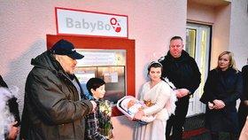 Vůbec první babybox mění »bydliště«. Z Hloubětína ho přestěhovali do Vinohrad