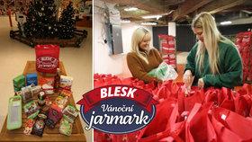 Vánoční Jarmark Blesku: Za 299 Kč nákup za 699 Kč