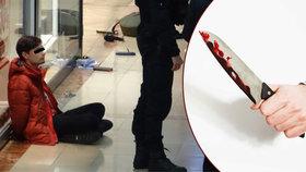 Pokus o vraždu na Floře! Napadený muž (40) málem vykrvácel, útočník (22) skončil ve vazbě