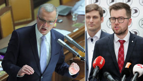 """""""Řekl, že jsem k*kot a ať jdu do p*dele."""" Kalousek zpražil Michálka za zánik TOP 09"""