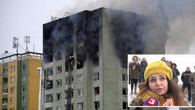 Smrtící exploze paneláku v Prešově: Děsivá svědectví vhání slzy do očí