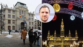 Praha a Vídeň podepíšou partnerskou smlouvu: Bratislava by se taky mohla dočkat