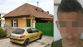 David (19) zavraždil otce – tyrana: Díky Čaputové je na svobodě!