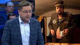 """""""Pán v brýlích"""" bránil Čechy, když Novotného Rusové odpojili. Dostal nálož děkovných dopisů"""