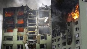 Očití svědci popsali děsivou scénu po výbuchu v Prešově: Muž (†40) se zřítil z 12. patra!