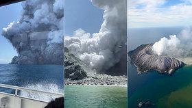 5 mrtvých a desítky zraněných turistů: V idylickém ráji vybuchla sopka
