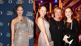 Slavné tváře na StarDance: Kdo se zapomněl převléknout z šatů na doma a kdo zářil jako discokoule?