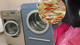 Jemné praní zkázou pro přírodu: Zoblečení uvolňuje mikroplasty, varují odborníci