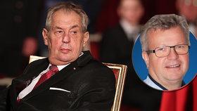 """Zemana """"je nutné podřezat jako svini"""", napsal komunální politik. Hrozí mu dva roky"""