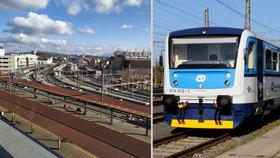 Část českých krajů možná přijde o vlaky. Zabrzdí je nové a drahé zabezpečení?