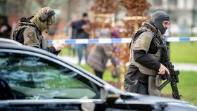 Střelba v Plzni: Pachatel vytáhl zbraň v tramvaji!
