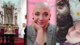 S rakovinou bojující Slováčková: Slzy v kostele a odhalení léčitele!