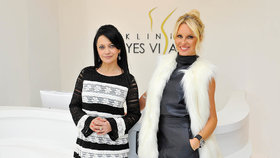 Stíhejte vánoční nákupy i péči o sebe stejně jako Simona Krainová a Lucie Bílá